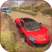 Offroad Car Driving Simulator 2019 icon