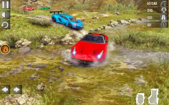 Offroad Car Driving Simulator 2019 screenshot 11