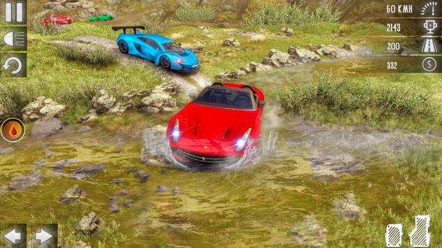 Offroad Car Driving Simulator 2019 screenshot 7