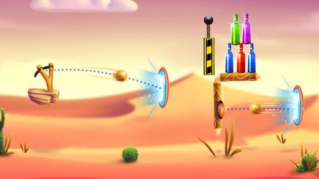 बोतल शूटिंग खेल 2 स्क्रीनशॉट 6