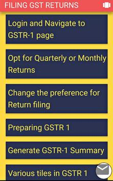 Filing GST Returns screenshot 1