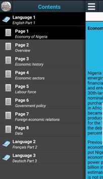 Economy of Nigeria poster