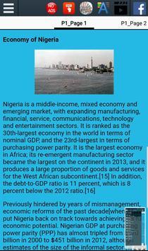 Economy of Nigeria screenshot 1