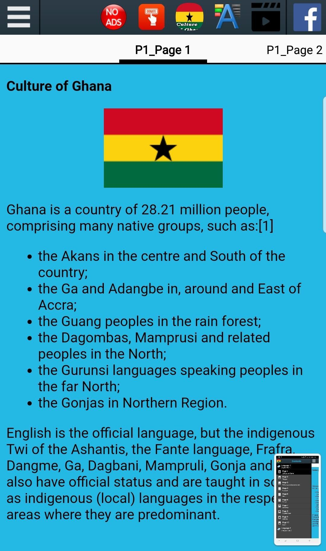 Culture of Ghana for Android - APK Download