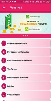 HC Verma Physics Solution Volume 1 & 2 screenshot 2