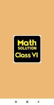 Math Solutions Class - 6 screenshot 3