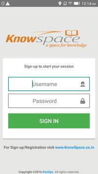 KnowSpace screenshot 1