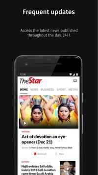 The Star screenshot 4