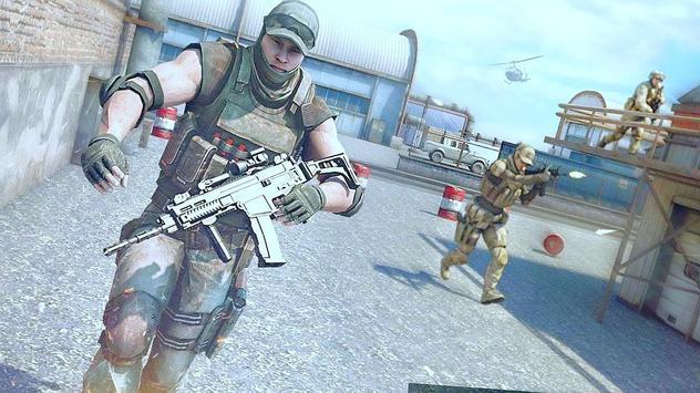 Black Ops SWAT - Offline Action Games 2021 screenshot 4