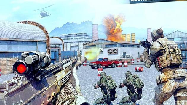 Black Ops SWAT - Offline Action Games 2021 screenshot 8