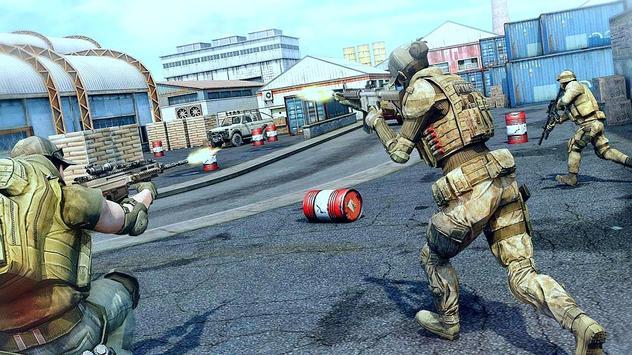Black Ops SWAT - Offline Action Games 2021 poster