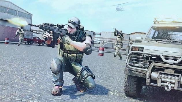 Black Ops SWAT - Offline Action Games 2021 screenshot 10
