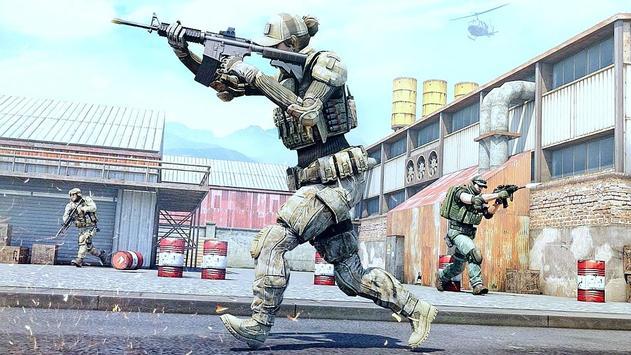 Black Ops SWAT - Offline Action Games 2021 screenshot 1