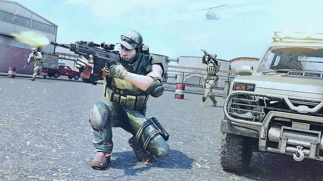 Black Ops SWAT - Offline Action Games 2021 screenshot 2