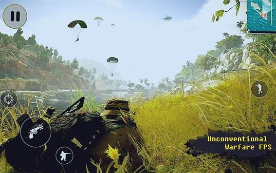Commando Ops poster