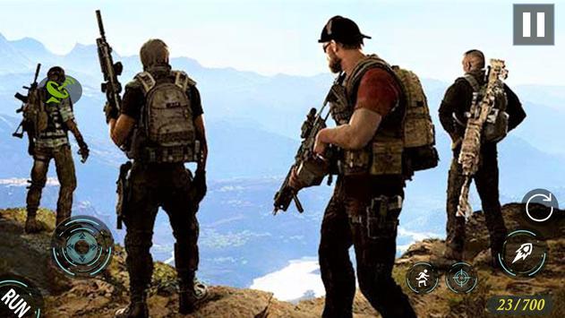 Modern Commando poster