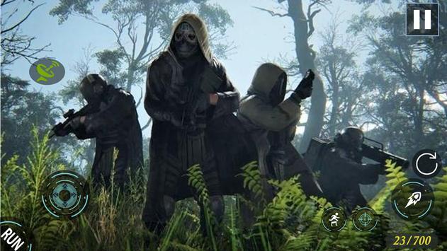 Modern Commando screenshot 1