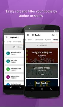 Kobo Books captura de pantalla 4
