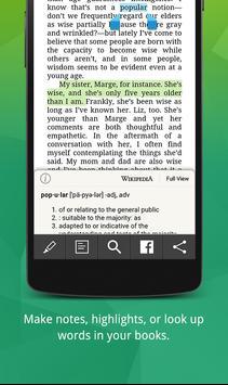 Kobo Books captura de pantalla 5