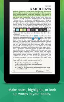 Kobo Books captura de pantalla 9