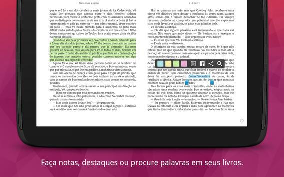 Ler livros digitais - Kobo Books imagem de tela 10