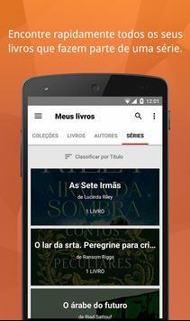 Ler livros digitais - Kobo Books imagem de tela 3