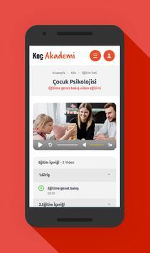 Koç Akademi screenshot 2