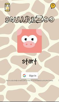 SquareZOO poster