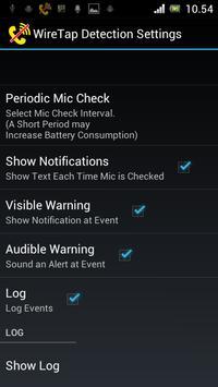 WireTap Detection (Anti Spy) screenshot 3