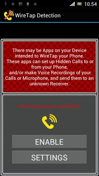 WireTap Detection (Anti Spy) poster