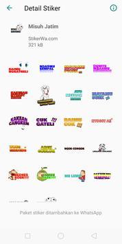 Stiker WA Javanese screenshot 2
