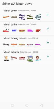 Stiker WA Javanese screenshot 4