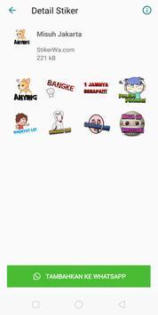 Stiker WA Javanese screenshot 5