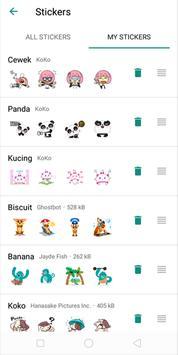 Free WA Stickers screenshot 5