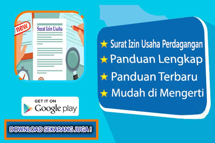 Cara Mengurus Surat Izin Usaha Perdagangan For Android Apk Download