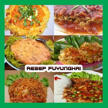 Resep Fuyunghai Lezat poster