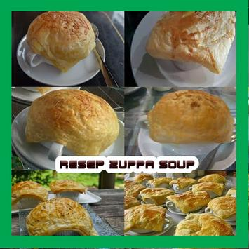 Resep Zuppa Soup poster