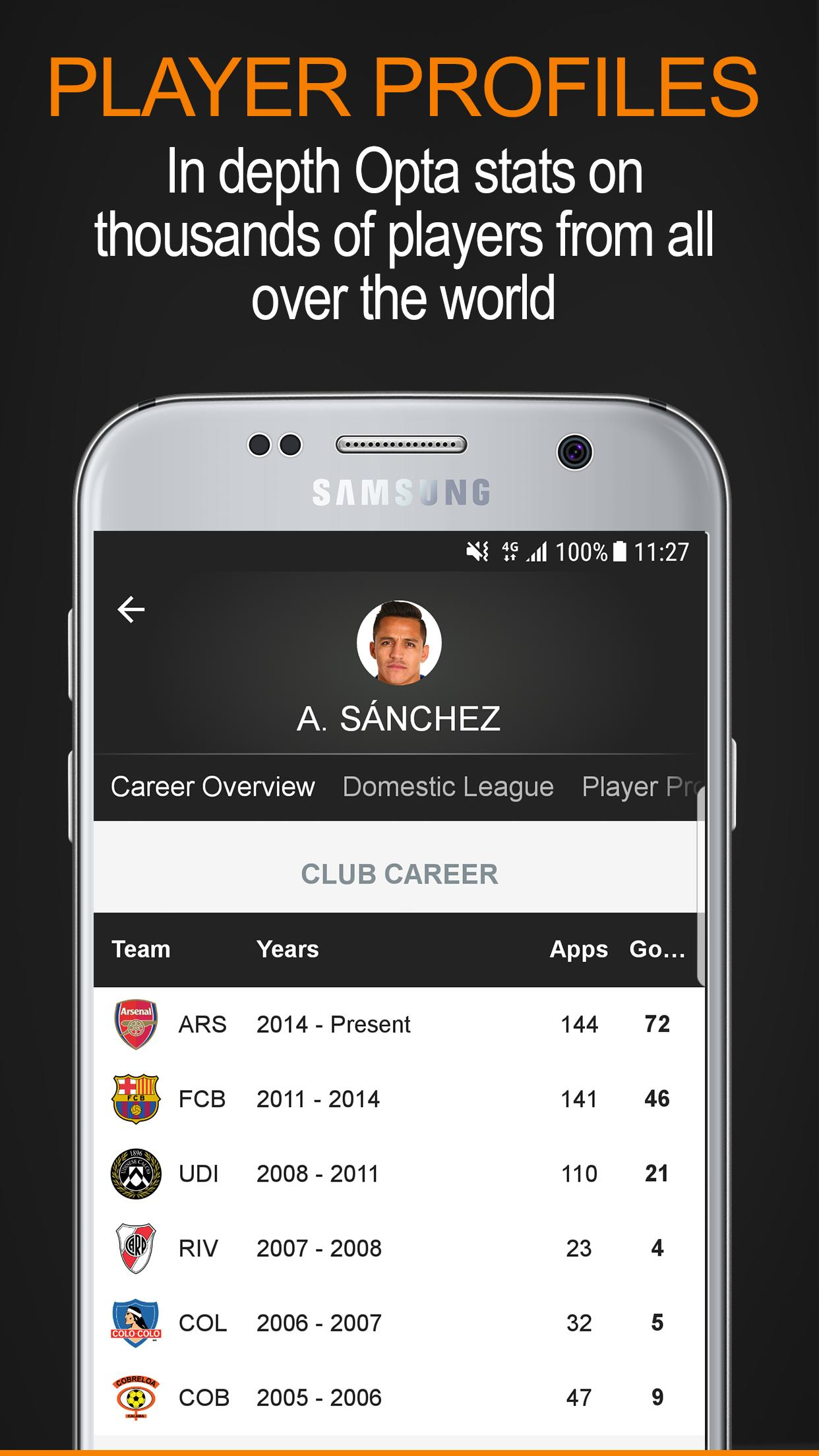 Soccerway for Android - APK Download