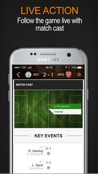 Soccerway स्क्रीनशॉट 1