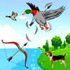 Archery bird hunter أيقونة