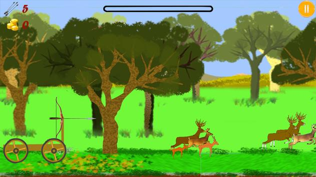 Archery bird hunter screenshot 2