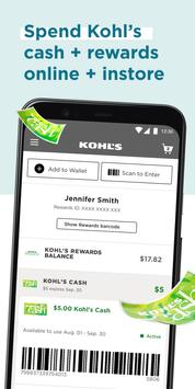 Kohl's - Online Shopping Deals, Coupons & Rewards imagem de tela 2