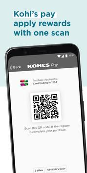 Kohl's - Online Shopping Deals, Coupons & Rewards imagem de tela 3