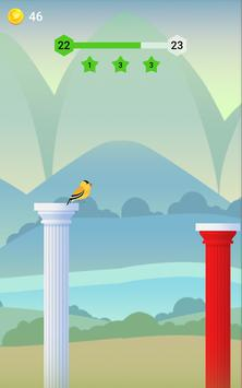 Bouncy Bird: Casual & Relaxing Flappy Style Game screenshot 3