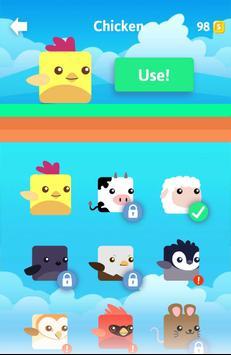 Stacky Bird screenshot 18