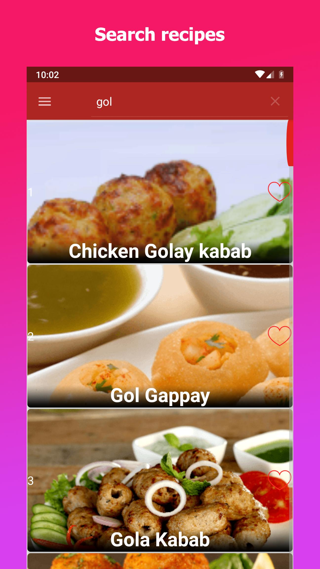 Pakistani Recipes In Urdu اردو For Android Apk Download