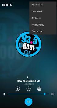 KoolFM 93.5 screenshot 2