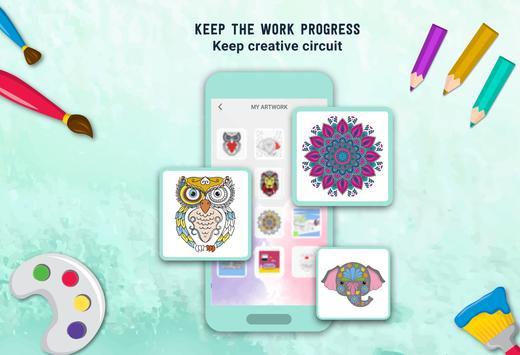 Coloring Apps - Coloring book free 2020 screenshot 2