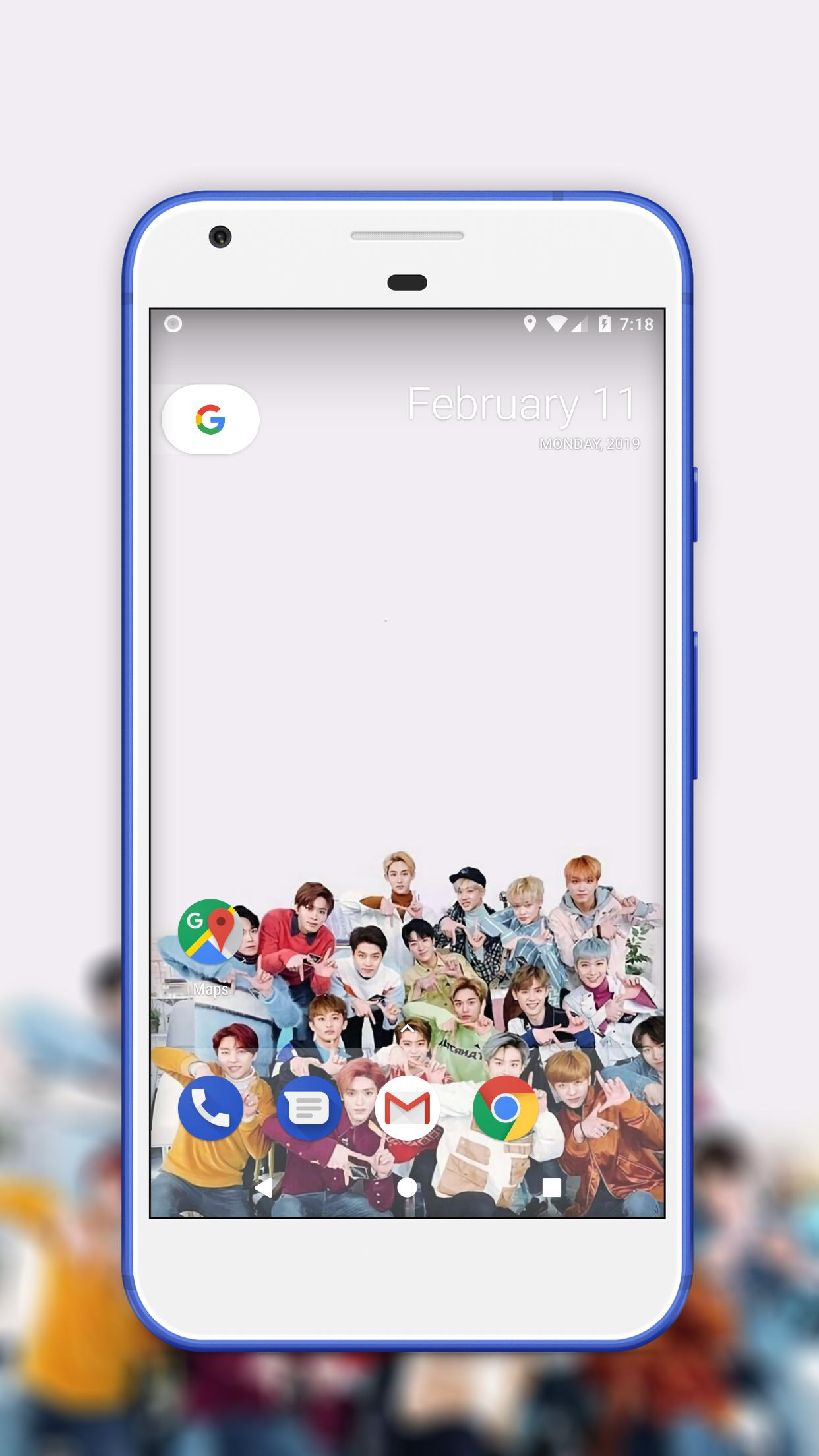 Nct Wallpaper Kpop For Android Apk Download