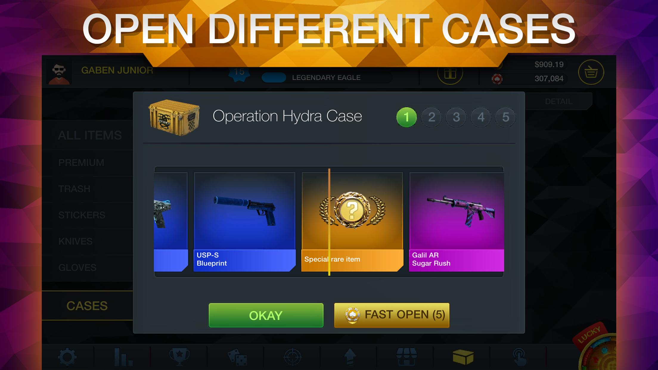 Case Chase - Case Simulator for CS:GO for Android - APK Download